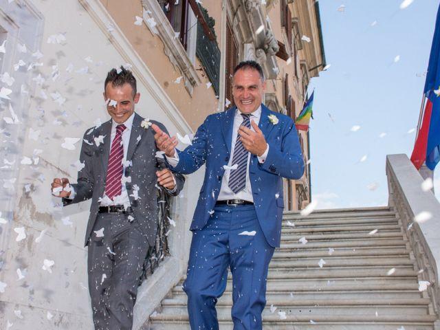 Il matrimonio di Lorenzo e Marco a Livorno, Livorno 1
