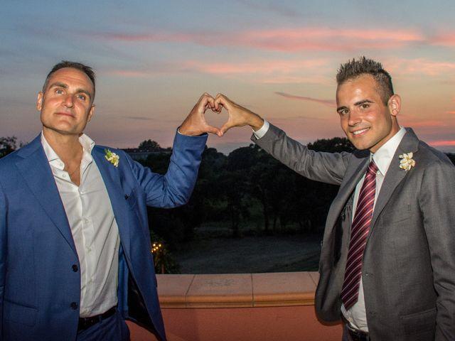Il matrimonio di Lorenzo e Marco a Livorno, Livorno 32