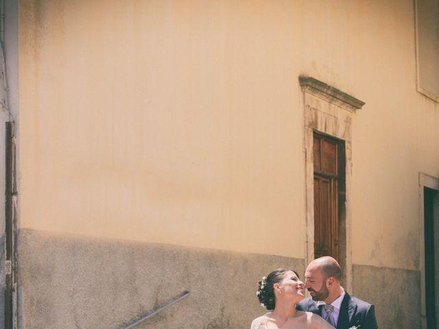 Il matrimonio di Concezio e Raffaella a Vittorito, L'Aquila 3