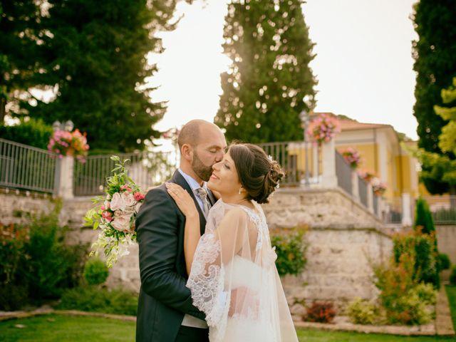 Il matrimonio di Concezio e Raffaella a Vittorito, L'Aquila 5