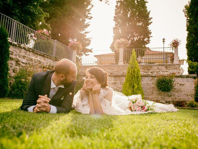Il matrimonio di Concezio e Raffaella a Vittorito, L'Aquila 6