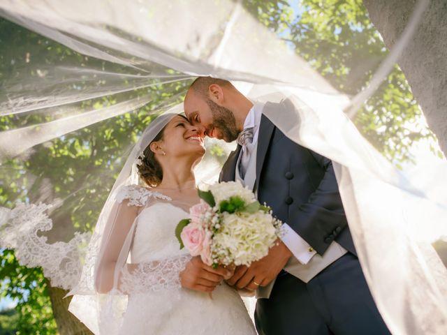 Il matrimonio di Concezio e Raffaella a Vittorito, L'Aquila 11