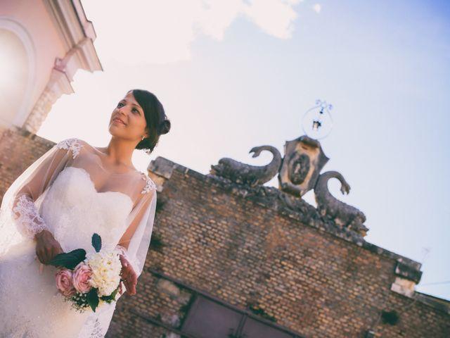 Il matrimonio di Concezio e Raffaella a Vittorito, L'Aquila 12