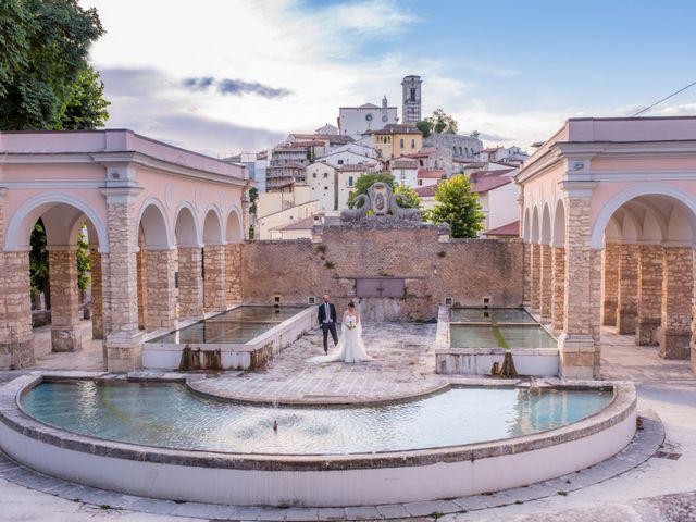 Il matrimonio di Concezio e Raffaella a Vittorito, L'Aquila 13