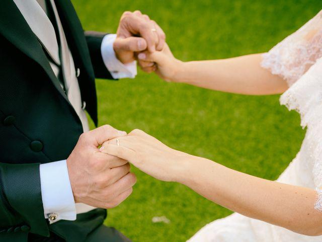 Il matrimonio di Concezio e Raffaella a Vittorito, L'Aquila 16