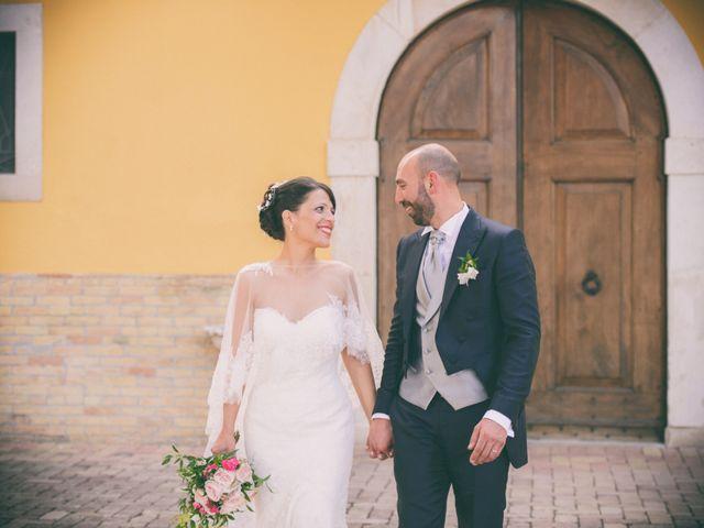 Il matrimonio di Concezio e Raffaella a Vittorito, L'Aquila 20