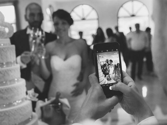 Il matrimonio di Concezio e Raffaella a Vittorito, L'Aquila 22