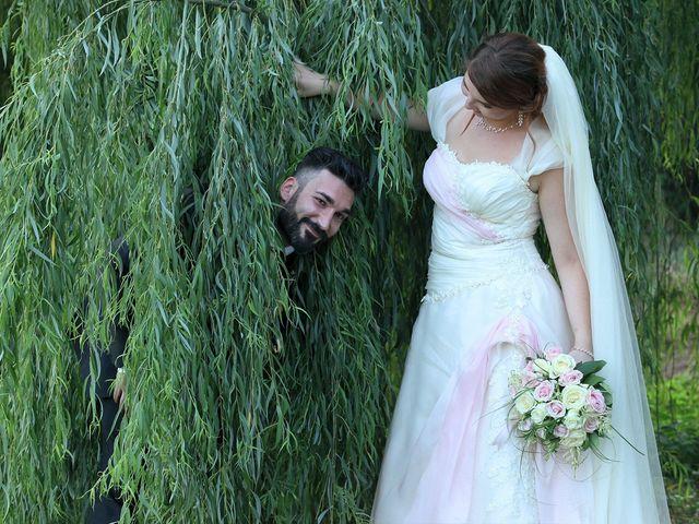 le nozze di Elena e Raffaele