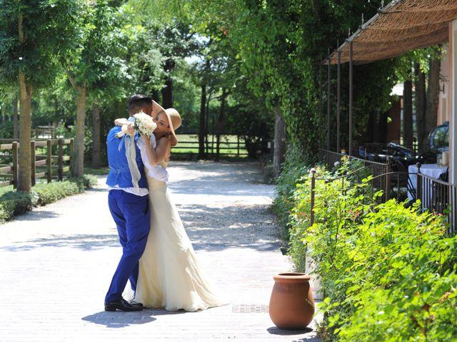 Il matrimonio di Marco e Claudia a Spinea, Venezia 10