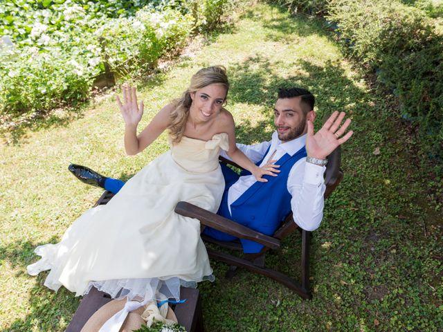 Il matrimonio di Marco e Claudia a Spinea, Venezia 17