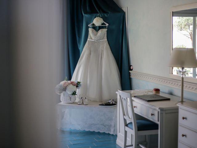 Il matrimonio di Andrea e Stefania a Portoferraio, Livorno 6