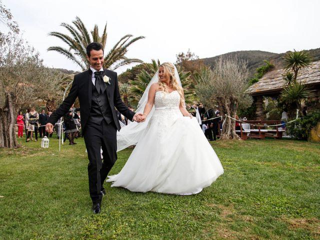 Il matrimonio di Andrea e Stefania a Portoferraio, Livorno 19