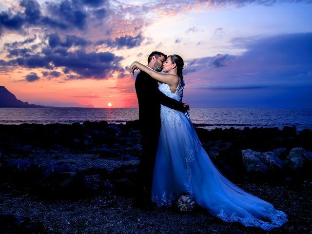 le nozze di Chiara e Emanuele