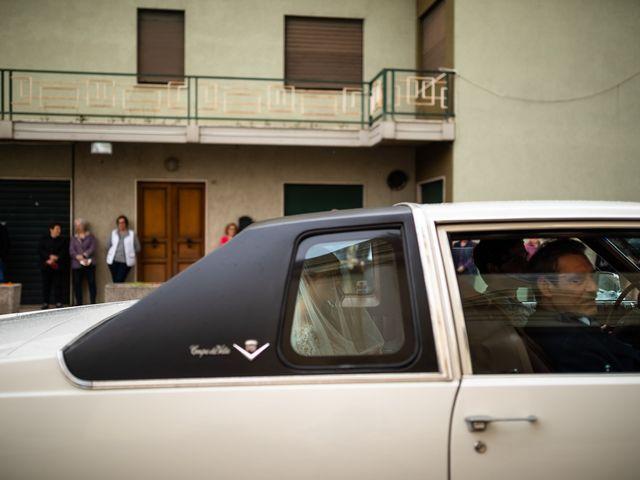 Il matrimonio di Yuri e Monica a Riese Pio X, Treviso 12