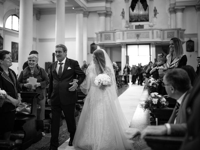 Il matrimonio di Yuri e Monica a Riese Pio X, Treviso 13