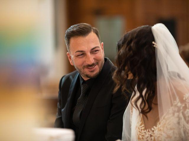 Il matrimonio di Yuri e Monica a Riese Pio X, Treviso 18