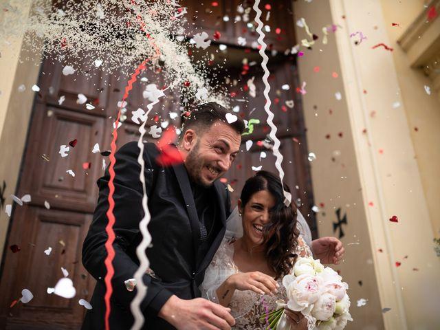 Il matrimonio di Yuri e Monica a Riese Pio X, Treviso 19