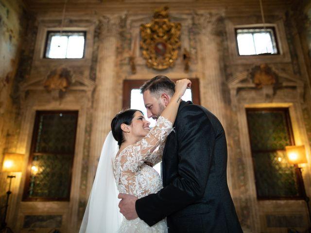 Il matrimonio di Yuri e Monica a Riese Pio X, Treviso 23