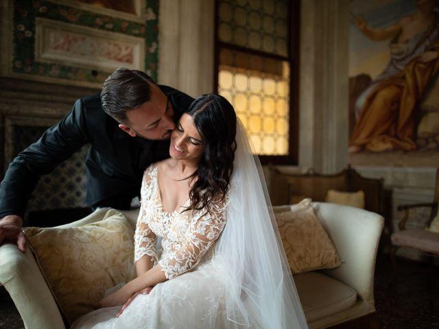 Il matrimonio di Yuri e Monica a Riese Pio X, Treviso 24