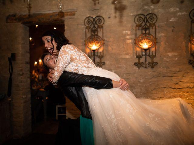 Il matrimonio di Yuri e Monica a Riese Pio X, Treviso 33