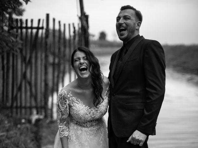 Il matrimonio di Yuri e Monica a Riese Pio X, Treviso 40