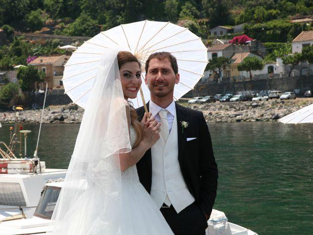 le nozze di Veronica e Santi