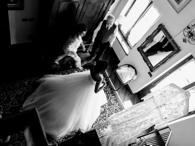 Il matrimonio di Salvatore e Federica a Alba, Cuneo 11