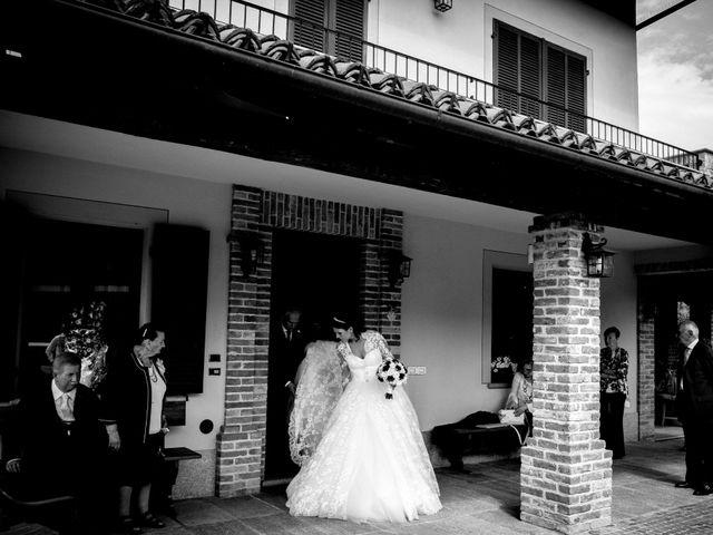 Il matrimonio di Salvatore e Federica a Alba, Cuneo 13