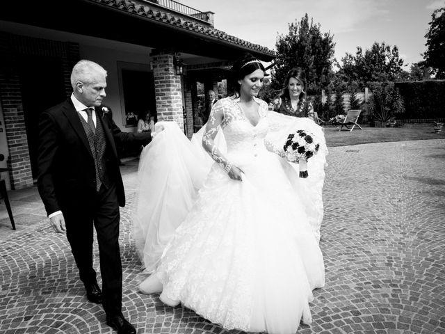 Il matrimonio di Salvatore e Federica a Alba, Cuneo 14