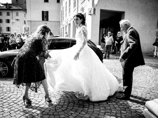 Il matrimonio di Salvatore e Federica a Alba, Cuneo 30