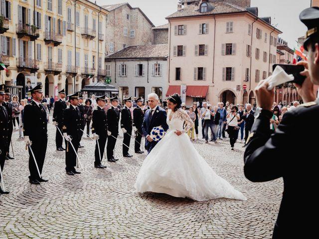 Il matrimonio di Salvatore e Federica a Alba, Cuneo 31