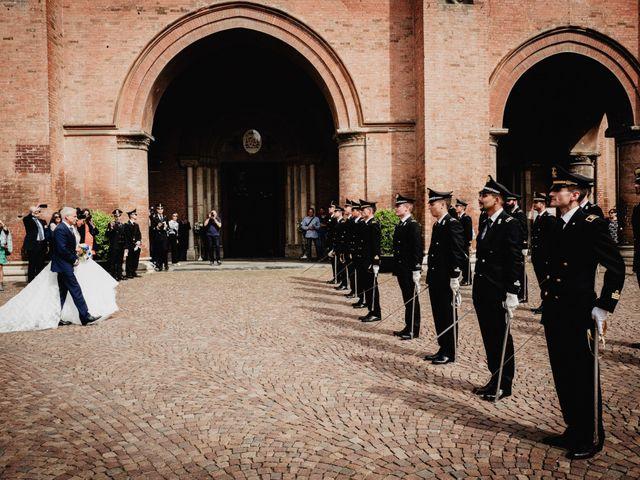 Il matrimonio di Salvatore e Federica a Alba, Cuneo 32