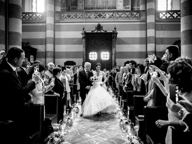 Il matrimonio di Salvatore e Federica a Alba, Cuneo 33