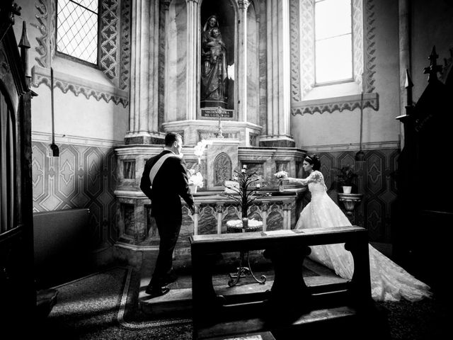 Il matrimonio di Salvatore e Federica a Alba, Cuneo 43
