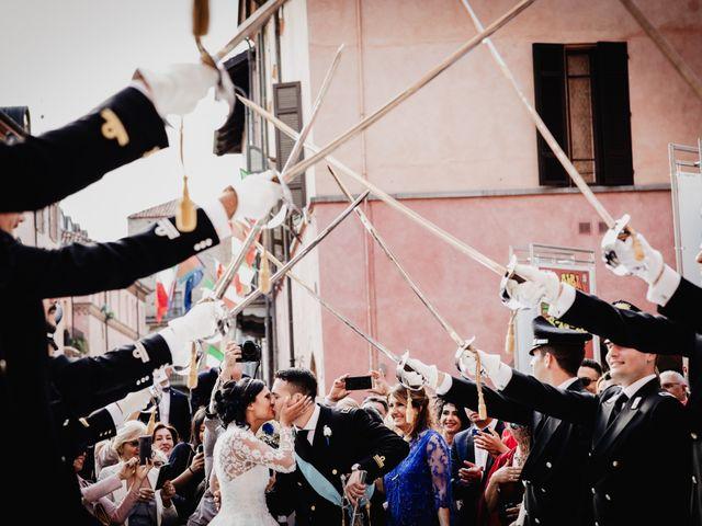 Il matrimonio di Salvatore e Federica a Alba, Cuneo 47