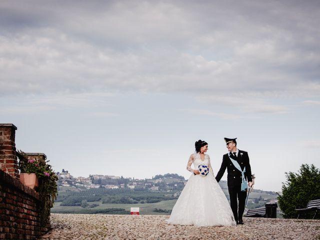 Il matrimonio di Salvatore e Federica a Alba, Cuneo 57