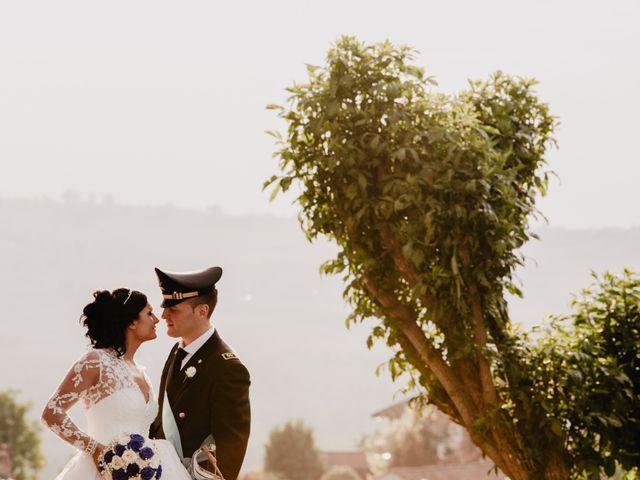 Il matrimonio di Salvatore e Federica a Alba, Cuneo 58