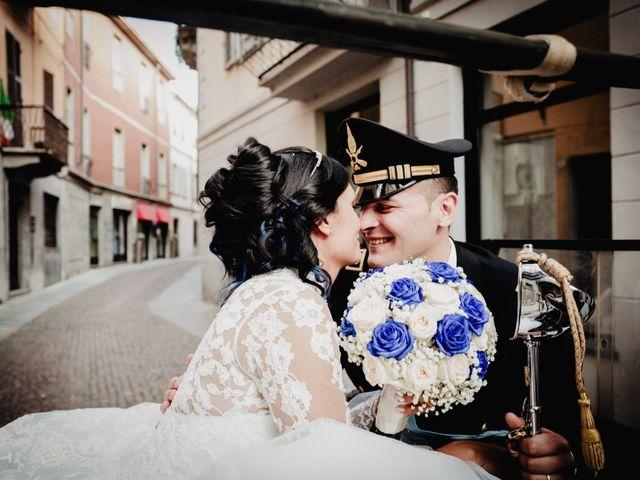 Il matrimonio di Salvatore e Federica a Alba, Cuneo 54