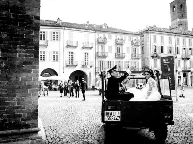 Il matrimonio di Salvatore e Federica a Alba, Cuneo 50