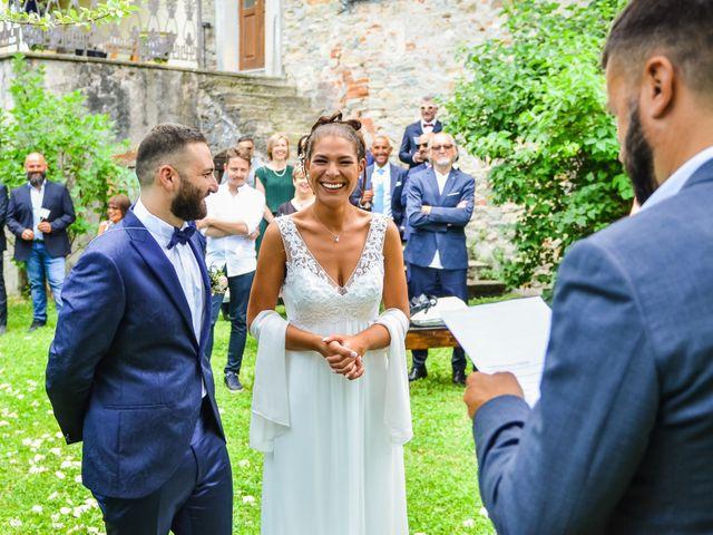 Il matrimonio di Mattia e Marta a Morsasco, Alessandria 13