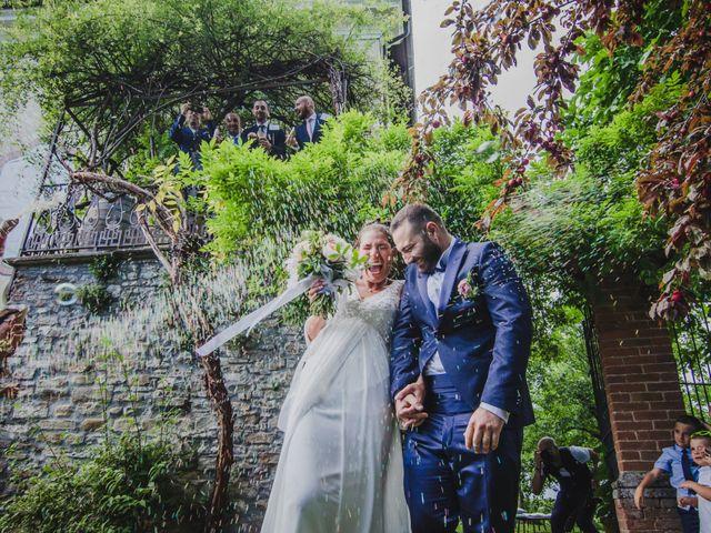 Il matrimonio di Mattia e Marta a Morsasco, Alessandria 16