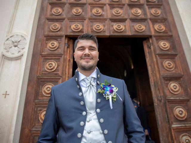 Il matrimonio di Massimo e Anna a Monteforte d'Alpone, Verona 2