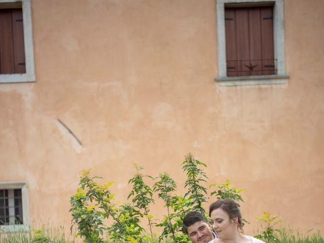 Il matrimonio di Massimo e Anna a Monteforte d'Alpone, Verona 6