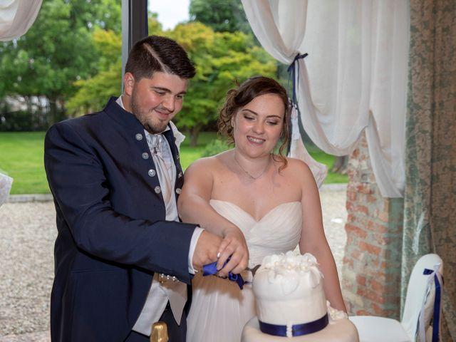 Il matrimonio di Massimo e Anna a Monteforte d'Alpone, Verona 19