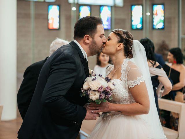 Il matrimonio di Enrico e Teresa a Savignano sul Rubicone, Forlì-Cesena 30