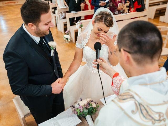 Il matrimonio di Enrico e Teresa a Savignano sul Rubicone, Forlì-Cesena 33