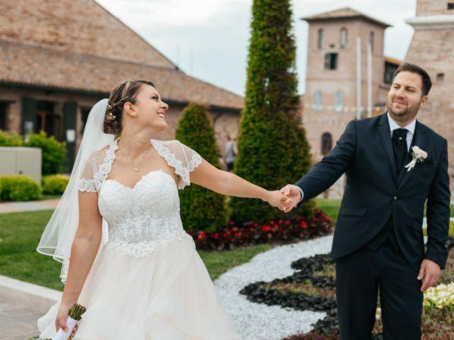 Il matrimonio di Enrico e Teresa a Savignano sul Rubicone, Forlì-Cesena 41