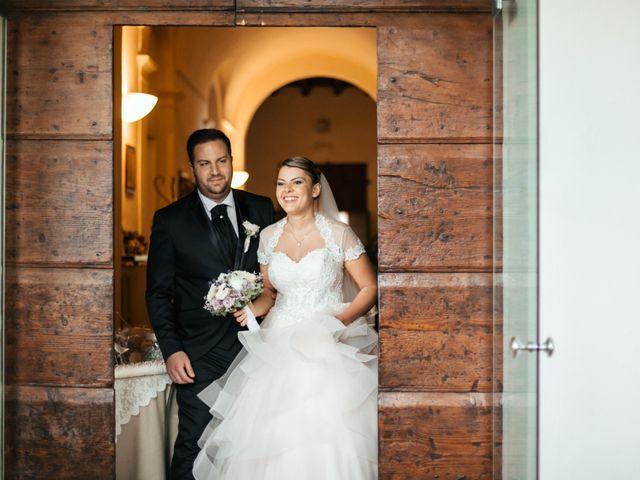 Il matrimonio di Enrico e Teresa a Savignano sul Rubicone, Forlì-Cesena 44
