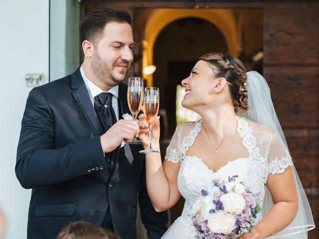 Il matrimonio di Enrico e Teresa a Savignano sul Rubicone, Forlì-Cesena 45