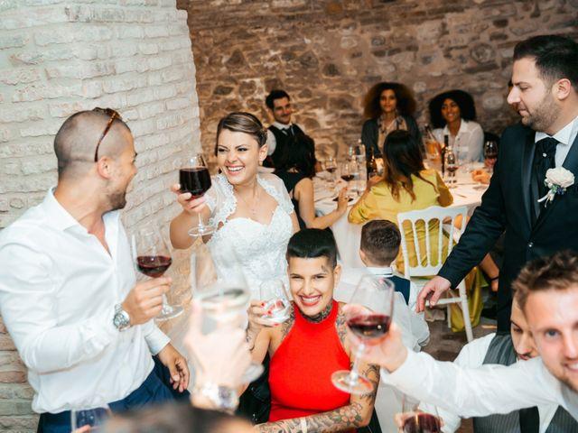 Il matrimonio di Enrico e Teresa a Savignano sul Rubicone, Forlì-Cesena 47